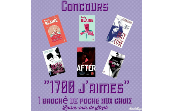 Concours Livres Avis De Steph Gagnez Un Broche Format
