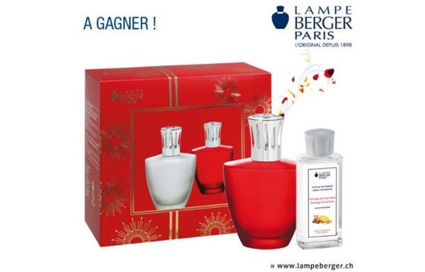 Concours Lampe Berger Suisse Parfums De Maison Gagnez Un Coffret
