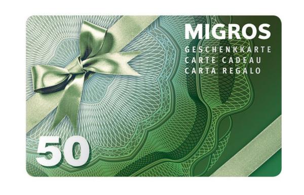 Concours Migros - Gagnez une carte cadeau Migros de CHF 50 ...