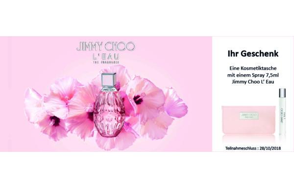 Parfum Jimmy Schweiz Gagnez Choo Drogeriemarkt Müller Le Concours xrBWdCoe