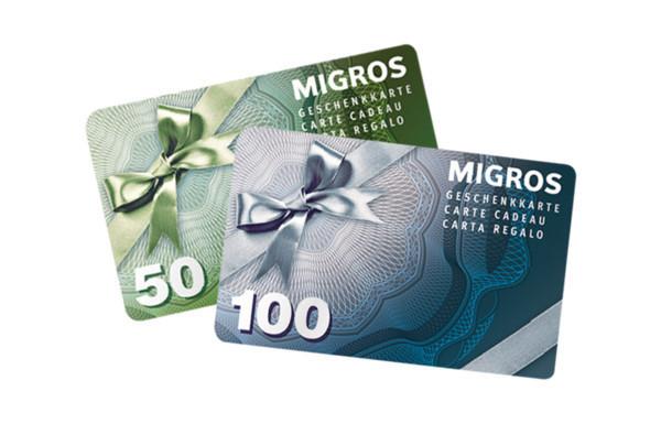"""Concours """"Mots fléchés"""" Migros Magazine - Gagnez 2 cartes cadeaux Migros de  CHF 100.- et 2 cartes cadeaux de CHF 50.- - Concours.ch"""