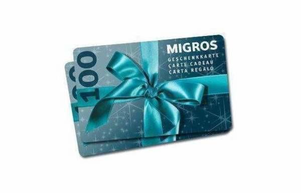 """Migros Magazin """"Paroli"""" - Gewinnen Sie eine von zwei Migros-Geschenkkarten  im Wert von je Fr. 100.- - RADIN.ch échantillon concours gratuit suisse  bons plans"""