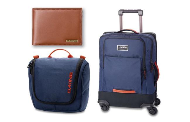 Gagnez un des 2 Travel Kit Dakine