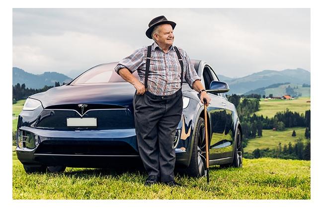 Gagnez 3 fois une semaine en Tesla