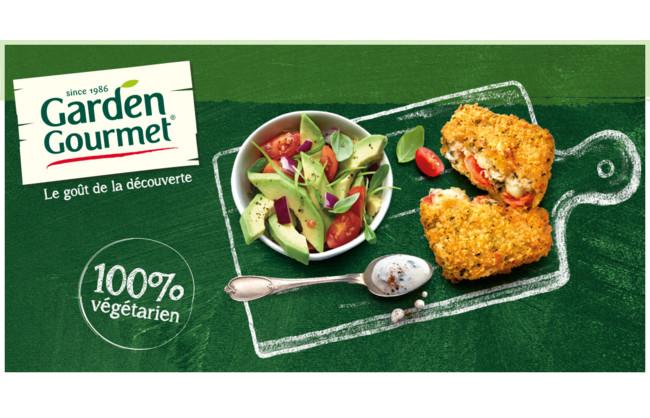 Testez gratuitement les produits Garden Gourmet