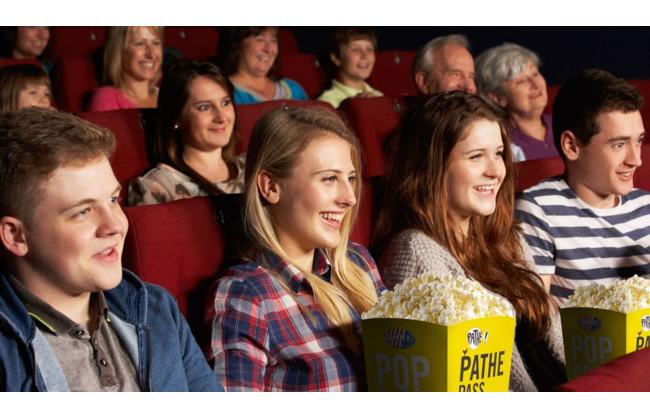 Gagnez une carte PATHÉ FRIENDS avec 5 places de cinéma
