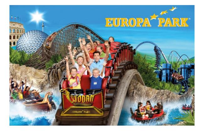 Gagnez 4 billets d'entrée à Europa Park