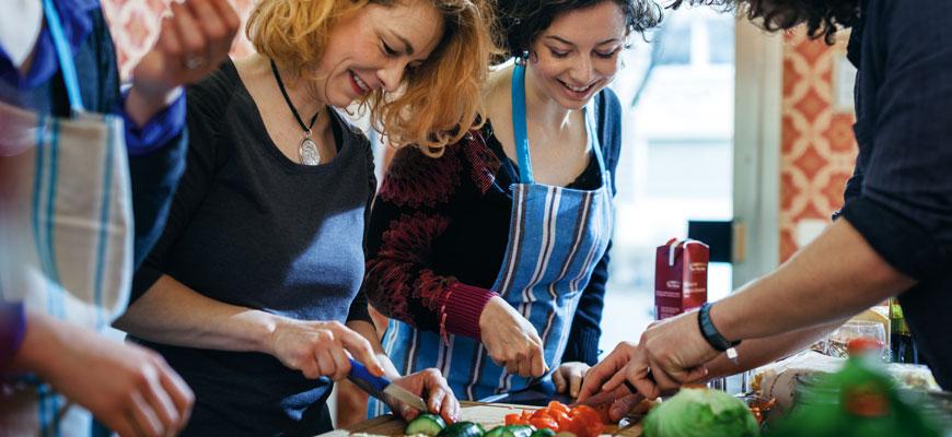 Concours ecole club migros gagnez une soir e culinaire - Cuisiner pour une personne ...