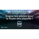 Gagnez vos billets pour un match de la Finale des playoffs