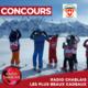 Gagnez 1 matinée de cours collectifs de ski pour enfants