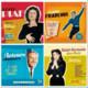 """Gagnez votre coffret 5 CD """"Claude François"""", """"Édith Piaf"""", """"Saint-Germain des Prés"""" et """"Acteurs chanteurs"""""""