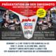Gagnez vos 2 billets VIP pour SWISS-MOTO Zürich