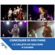 Gagnez vos 2 billets VIP pour Neuchâtel openair festival