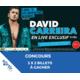 Gagnez vos invitations pour le concert du chanteur portugais, David Carreira