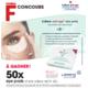 Gagnez 50x eye pads d'une valeur de CHF 62.-