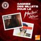 Gagnez vos 2 billets pour le Montreux Jazz Festival