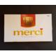 "Gagnez une grande boîte de chocolats ""MERCI"""