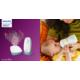 Gagnez un écoute-bébé audio avec projecteur d'étoiles au plafond et d'autres lots