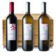Gagnez un coffret de Noël composé de 3 bouteilles de vins