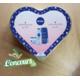 """Gagnez une jolie boîte """"Coeur"""" en métal avec des produits NIVEA"""
