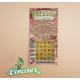 """Gagnez un billet à gratter """"FRISSON"""" avec la possibilité de gagner jusqu'à CHF 50'000.- !!!"""