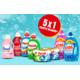 Gagnez votre réserve annuelle de lessive de la marque Henkel