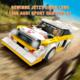 Gagnez le légendaire Lego 1985 Audi Sport quattro S1