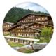 Gagnez des vacances de 3 jours actives et stylées en famille à l'hôtel Huus Gstaad