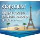 Gagnez un voyage à Paris pour 2 personnes d'une valeur de CHF 1'000.-