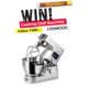 Gagnez un robot de cuisine KENWOOD Cooking Chef Gourmet d'une valeur de CHF 1'599.-