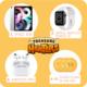 Gagnez un  iPad Air de CHF 629.- / un Apple Watch Series 6 de CHF 419.- / un AirPods Pro de CHF 279.-