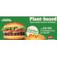 Dégustez gratuitement le nouveau whopper et les nuggets sans viande dans toutes les succursales de Burger King