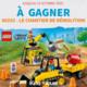Gagnez le jeu LEGO City bulldozer