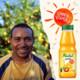 Gagnez une ration annuelle de délicieux jus de fruits Michel Sunshine ou un voyage sur les traces de Max Havelaar