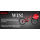 Gagnez l'un des 3 vélos électriques VTT Thömus Lightrider E2 pro en rouge d'une valeur de CHF 7'720.- chacun et des couteaux Victorinox