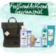 Gagnez un grand sac à dos de haute qualité comprenant le set Klorane FeelGood