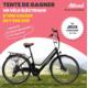 Gagnez un vélo électrique Gothard d'une valeur de CHF 1'500.-