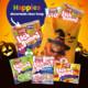 Gagnez 25 pochettes d'Halloween nimm2, remplies d'une sélection de délicieux Lachgummi aux looks les plus terrifiants